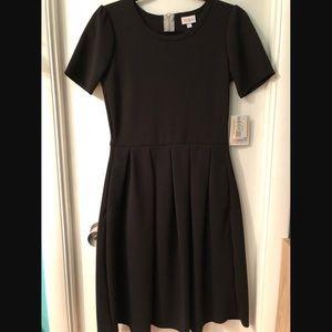 NWT Black LuLaRoe dress